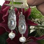 25/1 2020<br>Smykker af sølvtøj